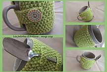 Cosy mug and pot