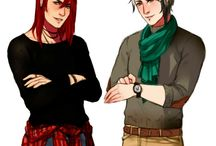 Castiel y lysandro