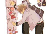 Shouto & Katsuki