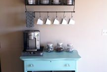 Coffee bars / ideas & spaces  / by Cindy Redden