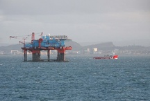 Oil and Gas Platforms / Compilation of photos about Oil and Gas Platforms