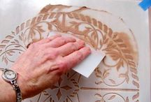 Molding and castings / Mold, Stencil, Wall reliefs , Mold Appliques, Plaster, pastes, silicon