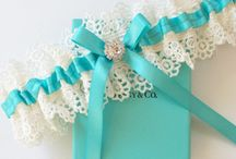 Tiffany Blue Wedding / by Brigette Michelle