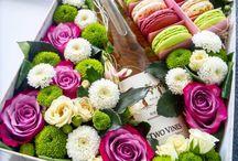 Ящики со сладостями