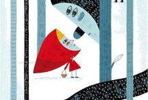 Ilustraciones Paloma Valdivia / Ilustraciones infantiles