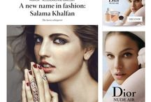 Editorials / Editorials and other features for Alezan By SK