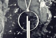 Halsband silver