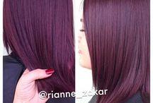 Color d cabello