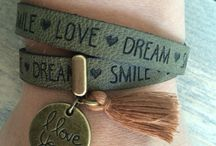 Mijn armband / Mijn zelfgemaakte armbandjes.