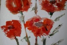 pradeep's watercolors / my work
