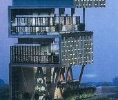 House finishes 10 / Cool multi story house