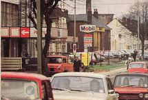 British scene in the early 1970s