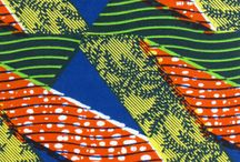 Fabrics, patterns