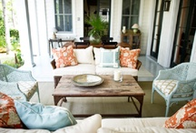 Outdoor Living / by Tiffany Kopper