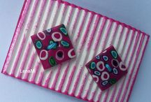 Handmade Fimo Buttons / Buttons