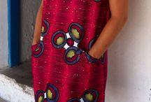 Afrikanska mönster