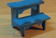 Miniatures: Furniture / by Aimee Wells