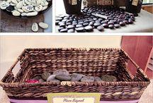 Wedding ideas !