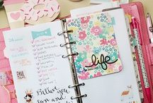 Diaries, notebooks & planners / #planners #planner #filofax #notebooks #notebook #notes #stationery