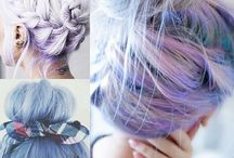 Fashion Hair Color Inspiration / Fashion Hair for You to Try