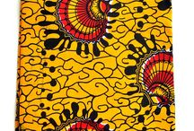 tessuti e disegni etnici