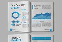 Design / Annual Reports