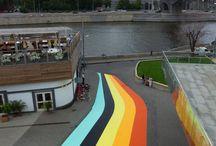 Street art/ city art