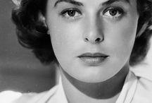 ACTRESS • Ingrid Bergman