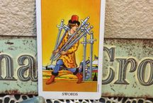 Tarot-Card-of-the-Day / A Daily Exercise to Demonstrate how Each of has the Ability to Read Intuitively