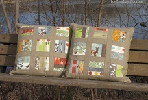 Quilted pillows / by Nancy Gilmore