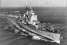 Royal Navy Warships Post WW2