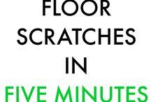 Repair floors