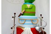 Peter Pan Cakes