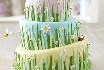 Cake Making/Decorating Ideas