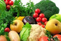 Healthy diets, foods, etc.