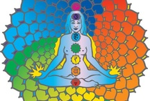 G...Chakras and colour therapy
