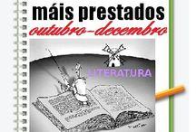 Máis prestados LITERATURA Outono 2013 / Os máis prestados de LITERATURA na Biblioteca Ánxel Casal OUTUBRO-DECEMBRO 2013
