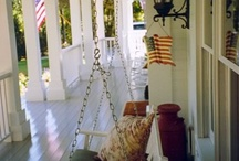 Outdoor spaces / by Michelle Summerlin