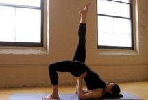 yoga&exercise