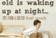 toddler sleeping pattern