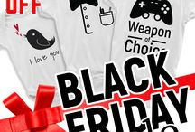 Black Friday Deals / Get a great Black Friday deals on cute gamer onesies!