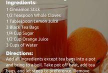 tea recipies