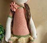 Crochet poupees