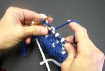 Needlework-- Crochet, Knit, Tat, Hand Embroider / by c neubert
