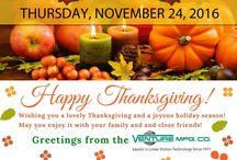 Thanksgiving / Happy Thanksgiving!!!
