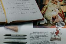 Sinterklaas Advertenties / oude Sinterklaas advertenties uit kranten en tijdschriften