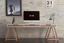 Ideas on Desks to Build