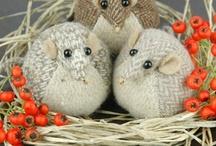 Wool Creatures