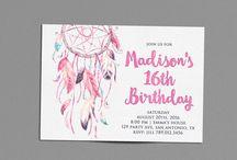 abigail birthday party
