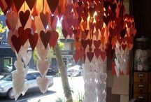 St-Valentine Lights / DIY, beautiful lights or decorations to created for a lovely Valentine Day.